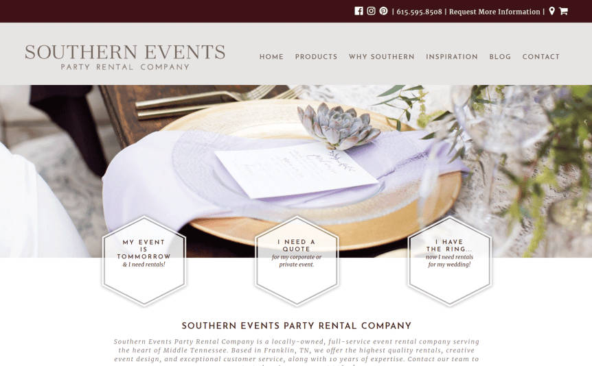 Southern Events
